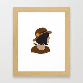 Poppy & Finch Framed Art Print