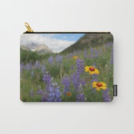 Waterton Wildflower Festival Carry-All Pouch