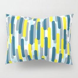 Fast Capsules Vertical Pillow Sham