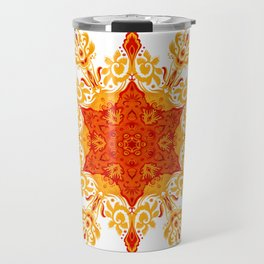 Fireflake #12066543 Travel Mug