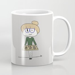 A little biscuit never killed nobody Coffee Mug