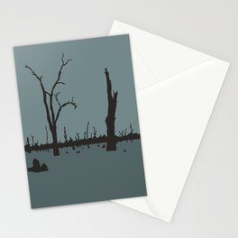 Floodscape Stationery Cards