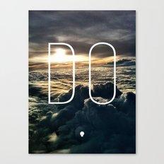 Do Canvas Print