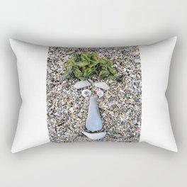 """EPHE""""MER"""" # 392 Rectangular Pillow"""