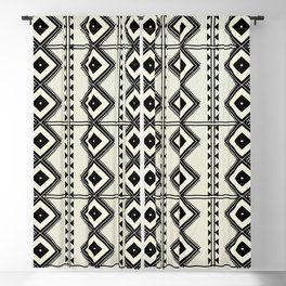 Moroccan pattern Blackout Curtain