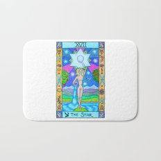 The Star - Tarot Bath Mat