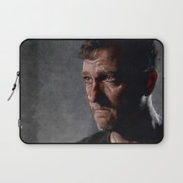 Richard From The Kingdom - Bury Me Here - The Walking Dead Laptop Sleeve