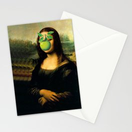 GIOCONDA MAGRITTE Stationery Cards