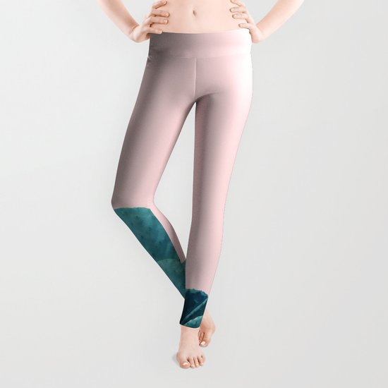Kaktos #society6 #decor #buyart Leggings
