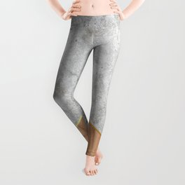 Concrete Arrow Wood #345 Leggings