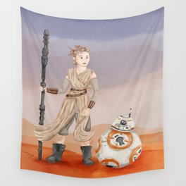 The Scavenger Wall Tapestry