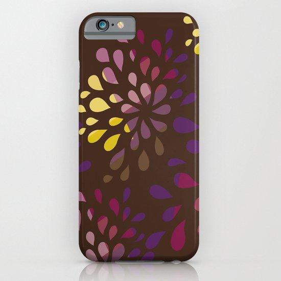 Dark drops iPhone & iPod Case