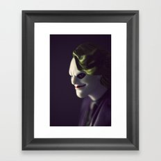 The Killing Joke Framed Art Print