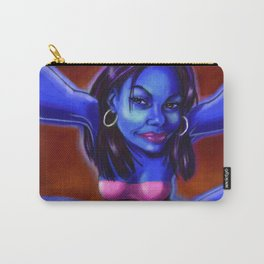 She's Blue Carry-All Pouch
