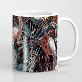 Floral and Birds XXXVIII Coffee Mug