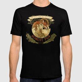 Honest Fox Eggs T-shirt