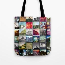 Mississippi Hipsta Mix Tote Bag