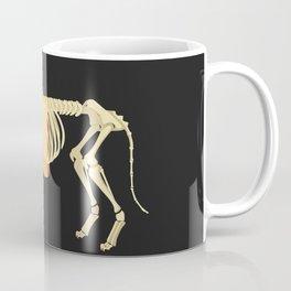 Lion Life-Death Coffee Mug