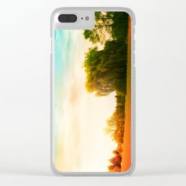 Waking Willow Clear iPhone Case