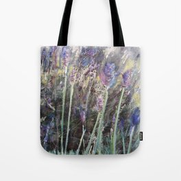 Lavender Blue 2 Tote Bag
