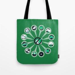 Where I Like Them Tote Bag