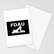 FDAU - Face Down Ass Up Stationery Cards