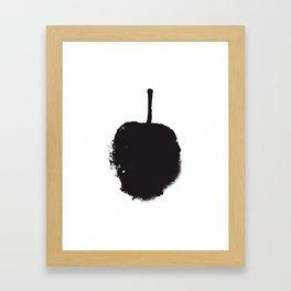 """""""I'm freezing"""" Framed Art Print"""
