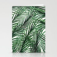 tropical Stationery Cards featuring Tropical by Elly Liyana