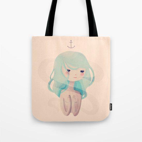 Siren Song Tote Bag
