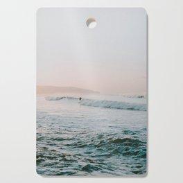 summer waves Cutting Board