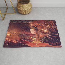 Shadow of a Thousand Lives - Visionary - Manafold Art Rug