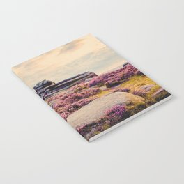 Heather at Dusk Notebook