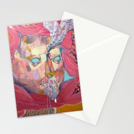 in my nature Stationery Cards