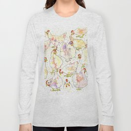 Chicks Long Sleeve T-shirt