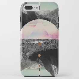 Candy Floss Skies iPhone Case