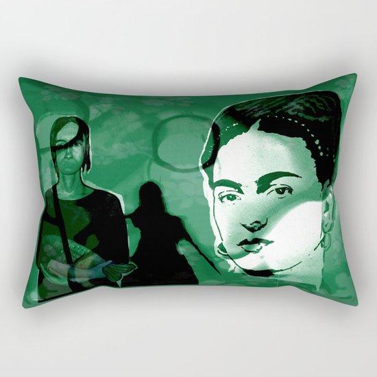 FRIDAmorphosis Rectangular Pillow