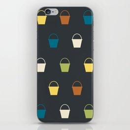 Cuba Street Buckets iPhone Skin