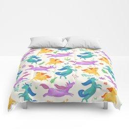 Unicorn Dreams Comforters