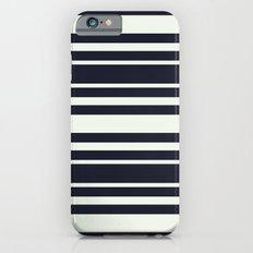 Tisker Black & White iPhone 6s Slim Case