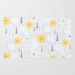 Winter Sunshine Rug