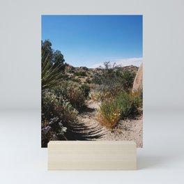 The Lushness of Joshua Tree Mini Art Print