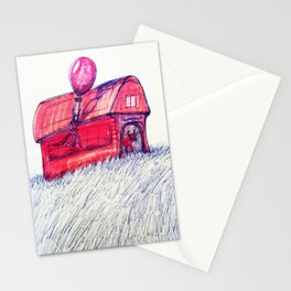 Stable Stationery Cards