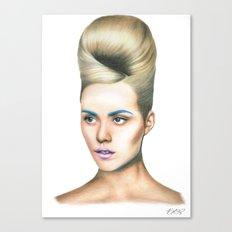 BeeHave.  Canvas Print