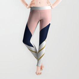 Fashion triangles Leggings