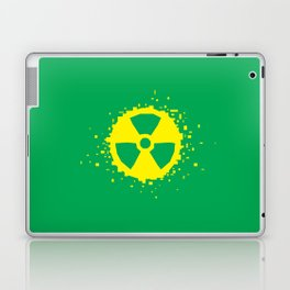 Square Heroes - hulk Laptop & iPad Skin