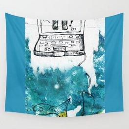 Emotion Ocean 4 Wall Tapestry