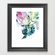 Blue Sky Thinking (Breaking Bad) Framed Art Print