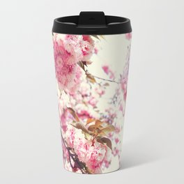 Cherry blossoms world Travel Mug