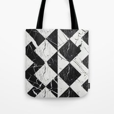 black & white  Tote Bag