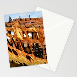 The Wreck of the Peter Iredale Stationery Cards
